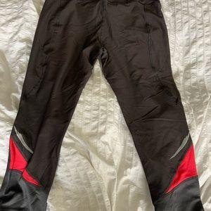 Running room cropped leggings
